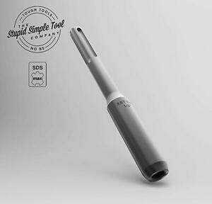 1 2 0 5 Inch Sds Max Ground Rod Driver Adapter
