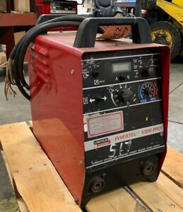 Lincoln Electric Invertec V300 pro Inverter Arc Welder