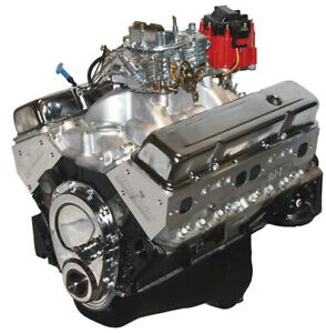 Blueprint Engines Crate Engine Sbc 355 375hp Dressed Model Bp35512ctc1