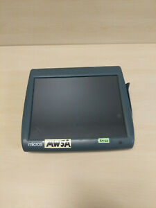 Micros Workstation 5a 15 Touchscreen 5 System Unit no O s