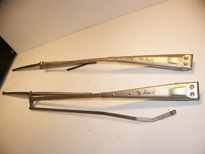 1970 Plymouth Fury Windshield Wiper Arms Oem