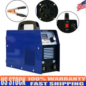 Welder Mma Arc Welding Machine Dc Igbt Soldering Inverter Dual Voltage Ac110v Us