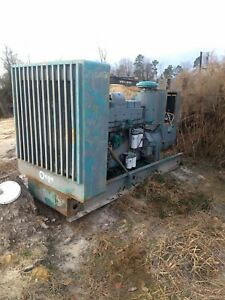 Onan 300kw Cummins Kt 1150 Diesel Generator Under 1000 Hours