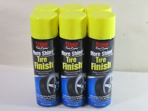 Stoner Car Care 91094 More Shine Tire Finish 12 Oz Case Of Six Cans