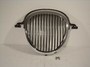 2000 2001 2002 2003 Jaguar S Type Front Grill Grille Assembly Chrome 8690