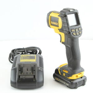 Dewalt 12v Max Dct414 Cordless Lithium ion Infrared Laser Thermometer