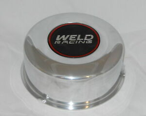 Weld Racing 8 Lug Wheel Rim Center Cap Polished Aluminum 5 125 Bore 605 0001