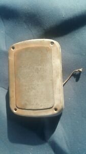 1955 1956 1957 1958 1959 Chevy Gmc Over Head Radio Speaker Pickup Truck Panel Oe