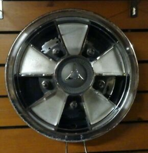 67 68 69 1967 1968 1969 Plymouth Oem Mag Type style 14 Hub Cap wheel Cover