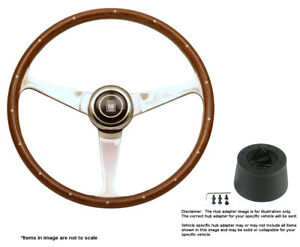 Nardi Anni 50 380mm Steering Wheel Hub For Porsche 914 5038 39 3000 3802