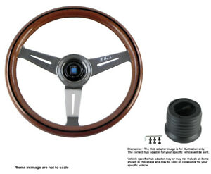 Nardi Classic 330mm Steering Wheel Momo Hub For Porsche 5061 33 3000 C231
