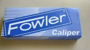Fowler 54 101 150 2 Xtra value Cal Electronic Caliper Stainless Steel 0 To 6