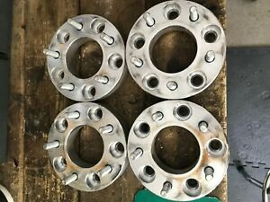 Aluminum Jeep Wheel Adapters 5x5 To 5x4 75