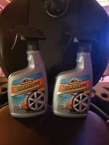 2 Of Them New Armor All Quicksilver Wheel Tire Cleaner 24 Fl Oz Each