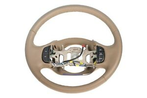 New Oem 2002 2004 Ford Excursion Front Steering Wheel Genuine 2l3z 3600 Eaa