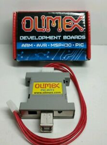 Olimex Stm 103stk Development Kit For Stm32f103rbt6 Cortex M3 Microcontroller