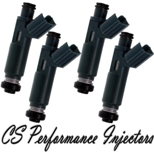 Oem Denso Fuel Injectors Set For 1998 1999 Toyota Corolla 1 8l I4 98 99 1 8