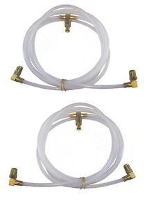 1971 1972 Ford Ltd New Convertible Top Hydraulic Hoses Line Set