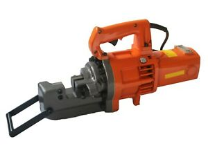Bm Products Electric Hydraulic Rebar Cutter Portable 10 1 32mm 961053