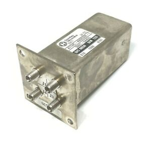 24vdc Dpdt Rf Transfer Coaxial Switch 411hc 480832a 1 Dow Key