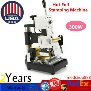 Hot Foil Stamping Printing Machine Tipper Pvc Credit Card silver Gilding Card Us