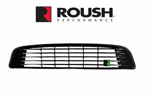 Roush 421392 Green r 2013 2014 Mustang V6 Gt Boss C s Upper Grille 40 Air