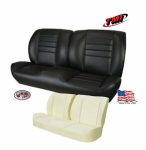 1965 Chevelle El Camino Sport Front Seat Upholstery Foam Made By Tmi In Usa