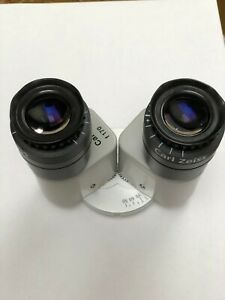 Carl Zeiss F170 Part For Inverter Tube Opmi Surgical Microscope W 10x Eyepieces