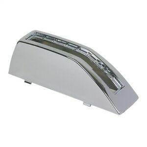 B M 80645 Chrome Plastic Cover For Z Gate Shifter Pn 80681