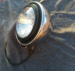 Ford Twolite Headlamp Sealed Beam 1930s 1934