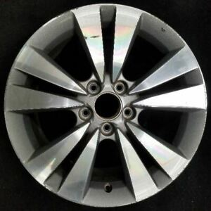 17 Inch Honda Accord 2008 2012 Oem Factory Original Alloy Wheel Rim 63938