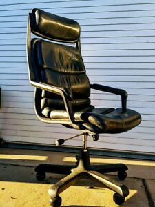 Linguanotto Executive Office Chair Made In France