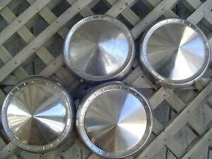 Vintage Max Wedge Plymouth Dodge Chrysler Hubcaps Wheel Covers Center Cap Mopar