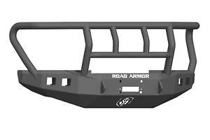 Road Armor 61742b Stealth Winch Front Bumper