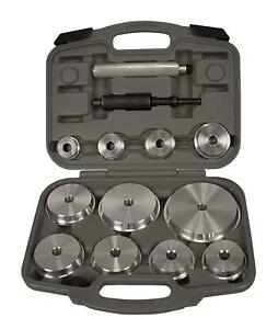 Lisle Bearing Race And Seal Driver Carrying Case Kit