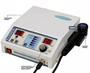 Professional Ultrasound For Physiotherapy Chiropractic 1mhz For Pain Relief Use