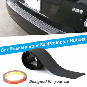 Rear Bumper Surface Protector Cover Fit 2012 2017 12 17 Toyota Prius V Priusv