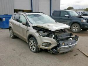 Passenger Front Seat Bucket Air Bag Electric Leather Fits 16 18 Escape 635252