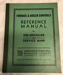 1940s Furnace Boiler Controls Reference Manual