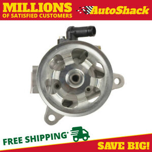 Power Steering Pump For 2008 2009 2010 2011 2012 Honda Accord 2 4l With Pulley