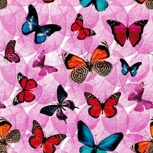 Butterfly Carbon Hydrographic Dip Film Water Transfer Printing 19x383 Us Girly