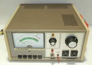 Bk Precision 1655 Ac Power Supply Ac Variac For Western Electric Tube Amplifier