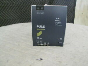 Puls Dimension Xt40 Regulated Power Supply 3 phase 24v 40a 960w