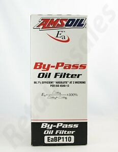 Amsoil By pass Oil Filter Eabp110 Free Priority Shipping