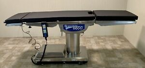 Skytron 6600 Operating Room Table