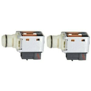 Set ac24230298 Ac Delco Automatic Transmission Solenoid Valves Set Of 2 New Pair