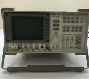 Hp Spectrum Analyzer 30hz 2 9ghz W 85620a Memory Module 8560e