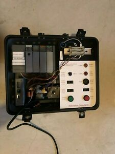 Allen Bradley Slc 5 04 Plc Trainer More Than 8 Allen Bradley Components