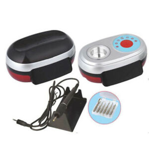 Ce 2in1 Dental Waxing Unit Wax Pot Analog Heater Melter carving Pen 6 Tip 120w