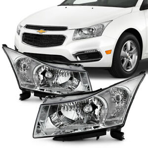 11 15 Chevy Cruze Direct Fit Replacement Headlight Front Signal Lamp Plug